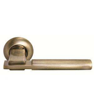 Дверные ручки Morelli MH-13 Матовая античная бронза
