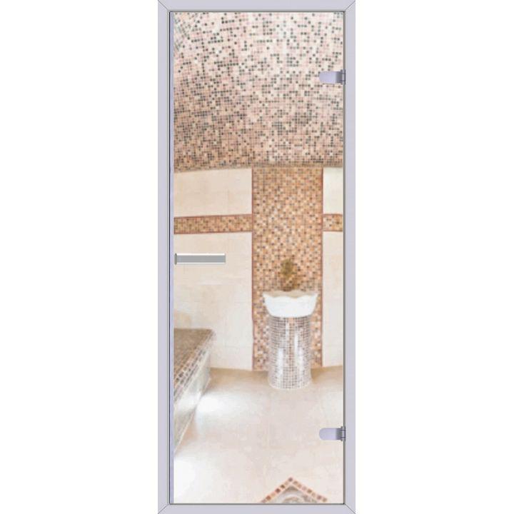 Стеклянная дверь АКМА ХАМАМ