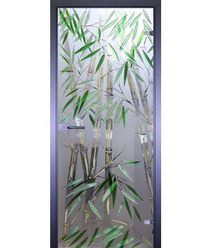 Стеклянная дверь АКМА ART-DECOR БАМБУКОВАЯ РОЩА