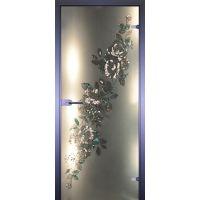 Стеклянная дверь АКМА ART-DECOR ДИАГОНАЛЬ