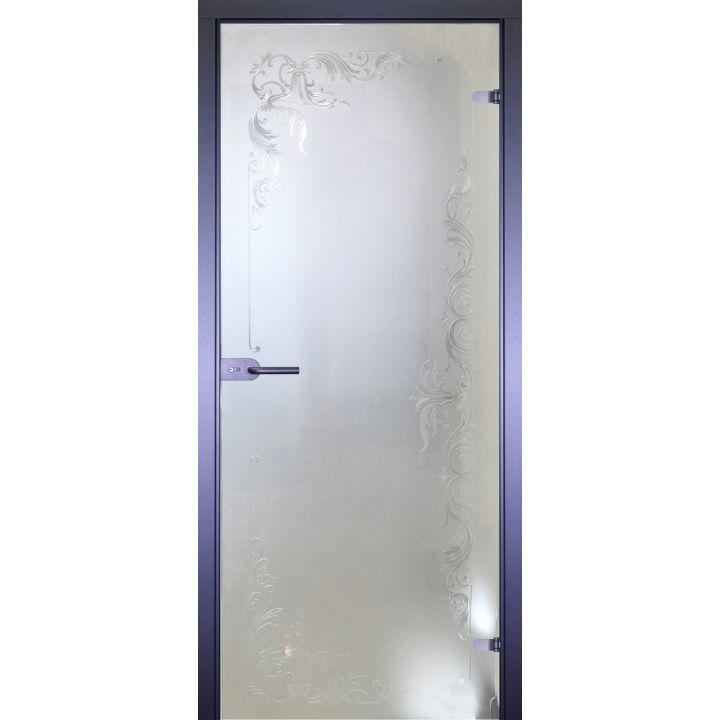 Стеклянная дверь АКМА ART-DECOR КЛАССИКА-1