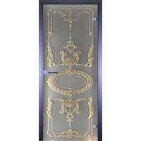 Стеклянная дверь АКМА ART-DECOR КЛАССИКА-13.2