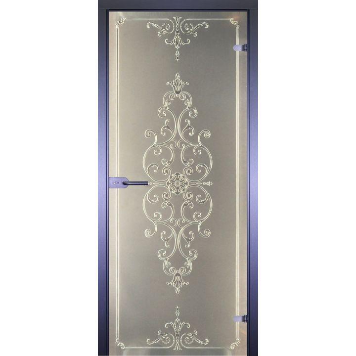 Стеклянная дверь АКМА ART-DECOR КЛАССИКА-6