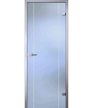 Стеклянная дверь АКМА CLASSIC КАРЕЛИЯ