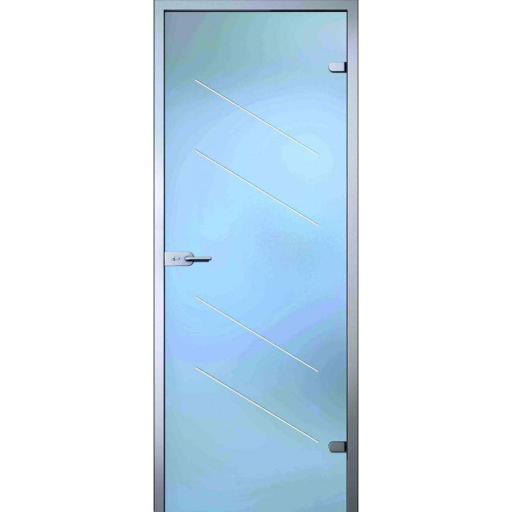 Стеклянная дверь АКМА CLASSIC КАРОЛИНА