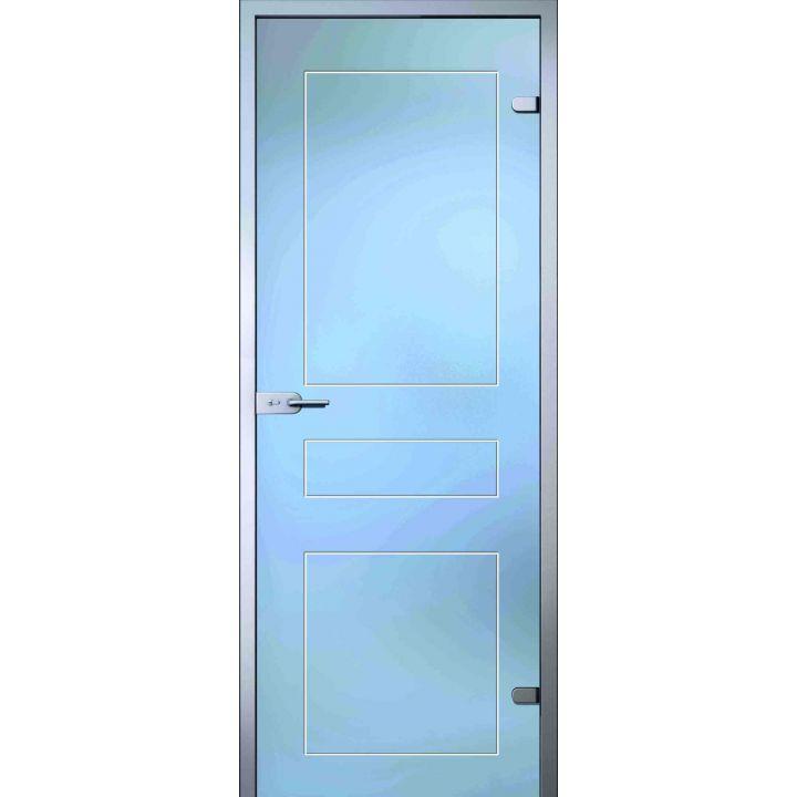 Стеклянная дверь АКМА CLASSIC КИРА