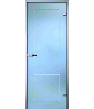 Стеклянная дверь АКМА CLASSIC КЛАВДИЯ