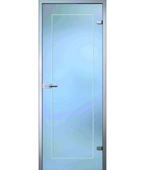 Стеклянная дверь АКМА CLASSIC КЛАРА