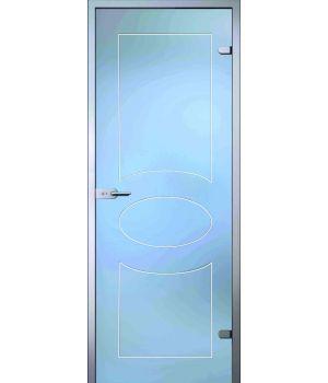Стеклянная дверь АКМА CLASSIC КАБЗОН