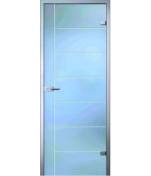 Стеклянная дверь АКМА CLASSIC КСЕНИЯ