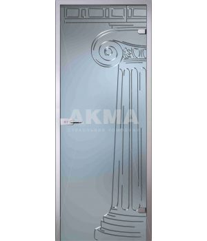 Стеклянная дверь АКМА Fantasy Капитель