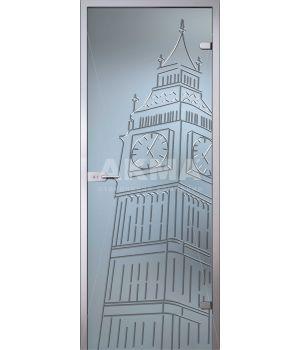 Стеклянная дверь АКМА Fantasy Башня