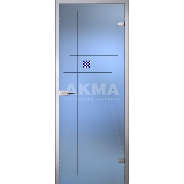 Стеклянная дверь АКМА FLORID АЛЕГРА