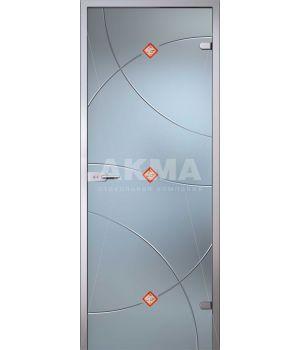 Стеклянная дверь АКМА FLORID АМЕЛИЯ