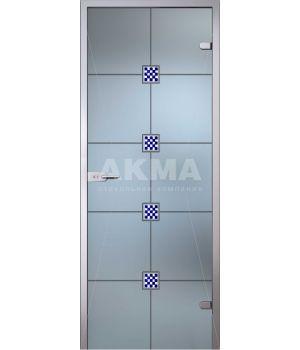 Стеклянная дверь АКМА FLORID ГЛОРИЯ
