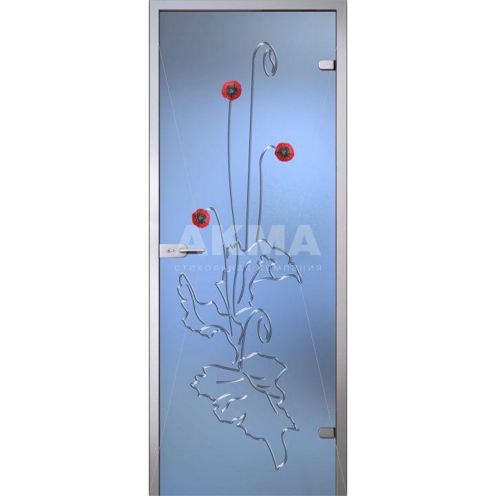 Стеклянная дверь АКМА FLORID ИТАЛИЯ