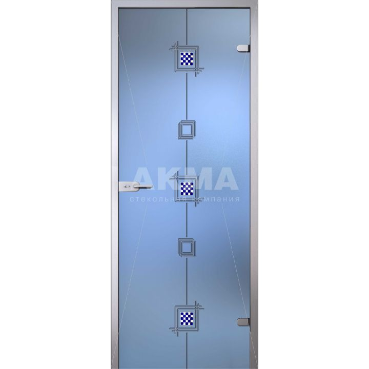 Стеклянная дверь АКМА FLORID КРИСТИНА