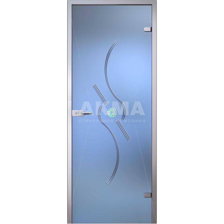 Стеклянная дверь АКМА FLORID МИЛЕНА