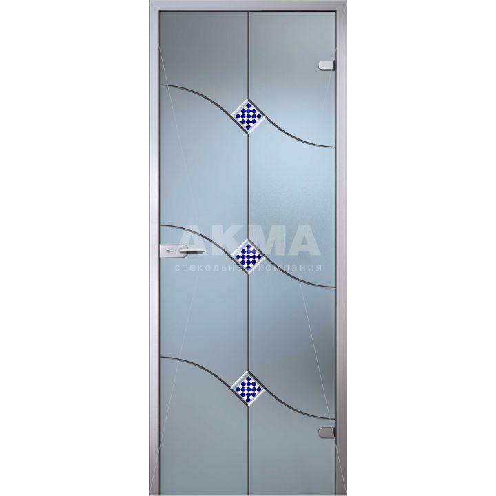 Стеклянная дверь АКМА FLORID ПАТРИЦИЯ
