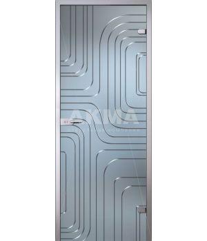 Стеклянная дверь АКМА Illusion Линда