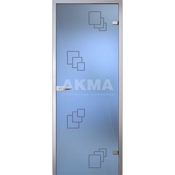 Стеклянная дверь АКМА Illusion Анжелика