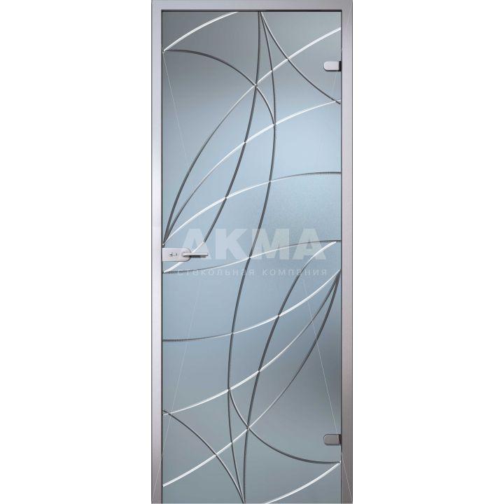 Стеклянная дверь АКМА Illusion Аврора