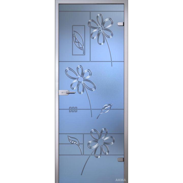 Стеклянная дверь АКМА Illusion Лолита