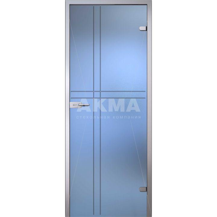 Стеклянная дверь АКМА Illusion Мария