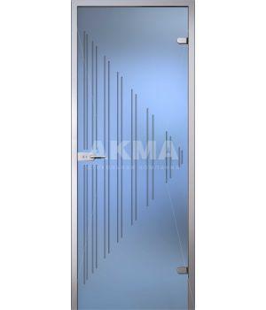 Стеклянная дверь АКМА Illusion Ребекка