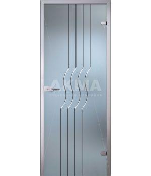 Стеклянная дверь АКМА Illusion Стелла
