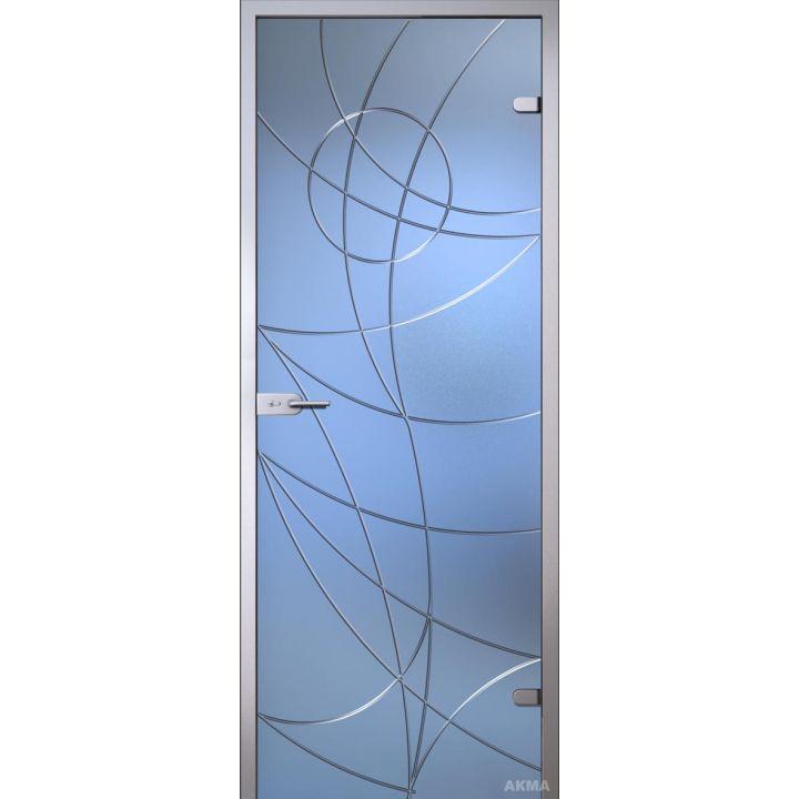 Стеклянная дверь АКМА Illusion Валенсия