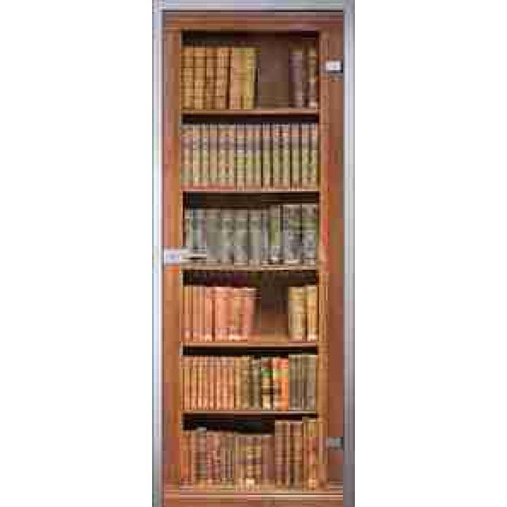 Стеклянная дверь АКМА IMAGINATION BOOKS