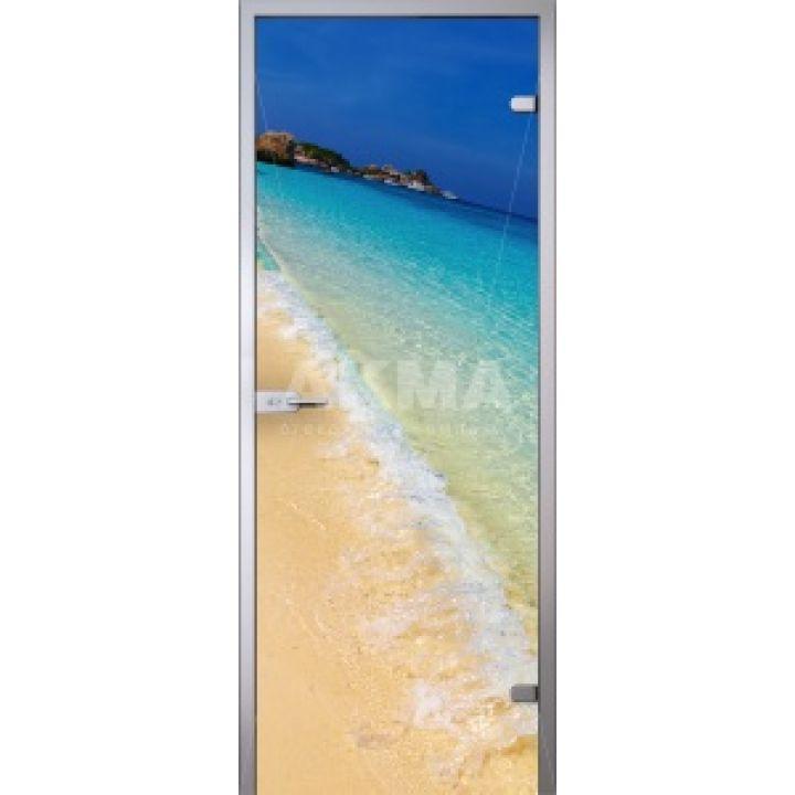 Стеклянная дверь АКМА IMAGINATION SEA