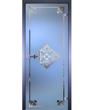 Стеклянная дверь АКМА MIRRA 0060 РАМКА
