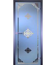 Стеклянная дверь АКМА MIRRA 0084 РАМКА