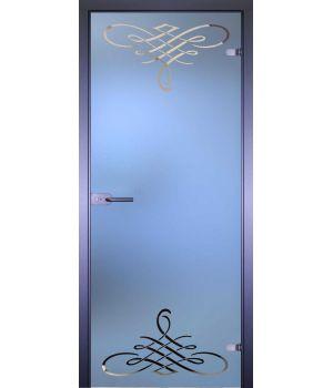 Стеклянная дверь АКМА MIRRA 0105 ВЕНЗЕЛЯ