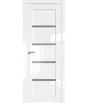 Профиль Дорс 2.09L Белый Люкс с выставки № С2