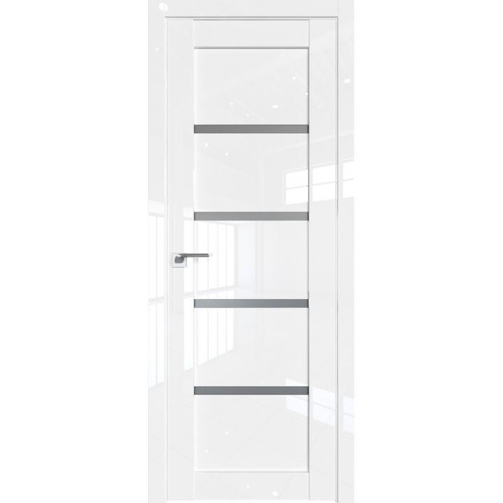 Профиль Дорс 2.09L Белый Люкс с выставки № С3