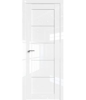 Профиль Дорс 2.11L Белый Люкс с выставки № С1