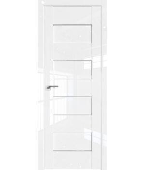 Профиль Дорс 45L Белый Люкс с выставки № С19