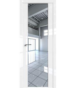 Профиль Дорс 8L Белый Люкс с выставки № С27