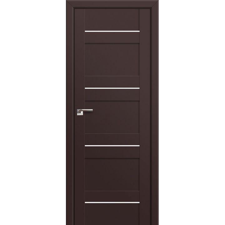 Профиль Дорс 42U Темно-коричневый с выставки № С33