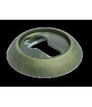 Накладки на ключевой цилиндр Morelli MH-KH MAB Матовая античная бронза