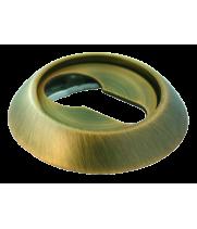Накладки на ключевой цилиндр Morelli MH-KH Кофе