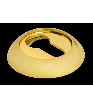Накладки на ключевой цилиндр Morelli MH-KH GP Золото