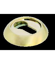 Накладки на ключевой цилиндр Morelli MH-KH SG/GP Матовое золото