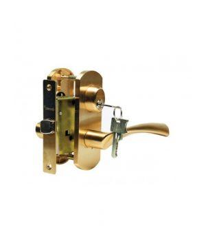 Универсальная дверная ручка ARCHIE T111-X11-V1