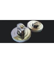 Завертка DE LUXE круглая LIR002