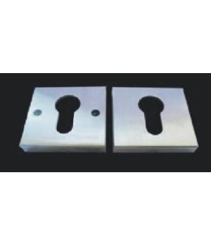 Накладка DE LUXE квадратная RS001