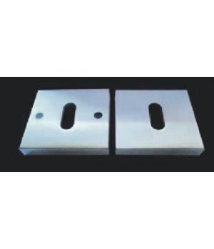 Накладка DE LUXE квадратная SO001